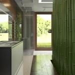 Концептуальный дизайн-проект ванной комнаты
