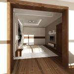 Дизайн интерьера спални