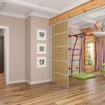 интерьер комнаты для детей