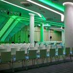 интерьер зала для общественных мероприятий