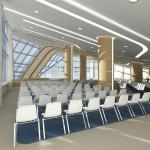 проект зала для конференций