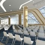 проект конференц зала