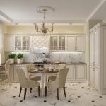 Дизайн интерьера квартиры на Типанова