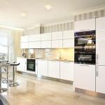 Квартира в жк Монблан, дизайн кухни