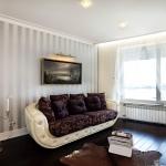 дизайн стильного уютного пространства для гостей