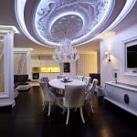 дизайн интерьера для приема официальных гостей