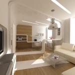 Проект квартиры на Петроградке