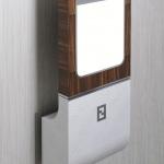 дизайн-проект светильника с крепежом