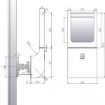 Дизайн светильника Fendi