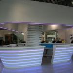 центральная стойка салон BRP Лахта