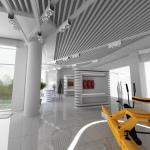 дизайн интерьера салона продаж техники