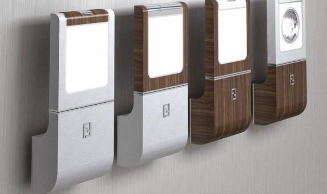 Дизайн-проект светильника Fendi