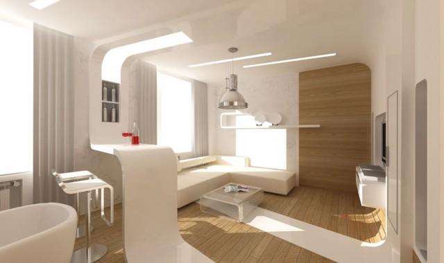 Концептуальный проект квартиры