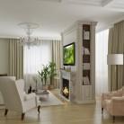 Квартира на Типанова
