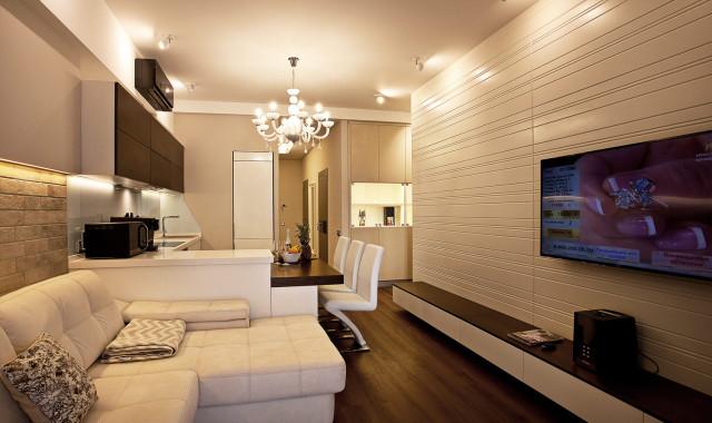 Дизайн интерьера квартиры на Новочеркасском